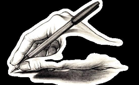 pen-hand